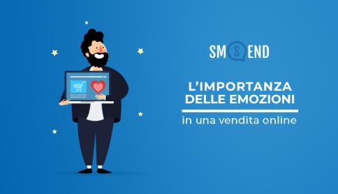 Le 4 leve del Marketing sensoriale: le emozioni nella vendita online.