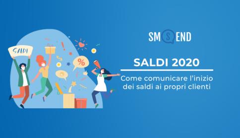 Saldi 2020: come comunicare l'inizio dei saldi ai propri clienti