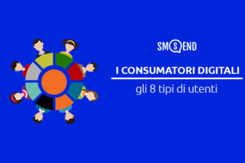 I consumatori digitali: gli 8 tipi di utenti