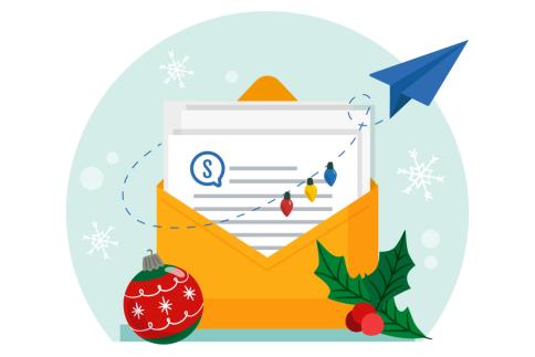 Come scrivere SMS natalizi per raggiungere i tuoi clienti
