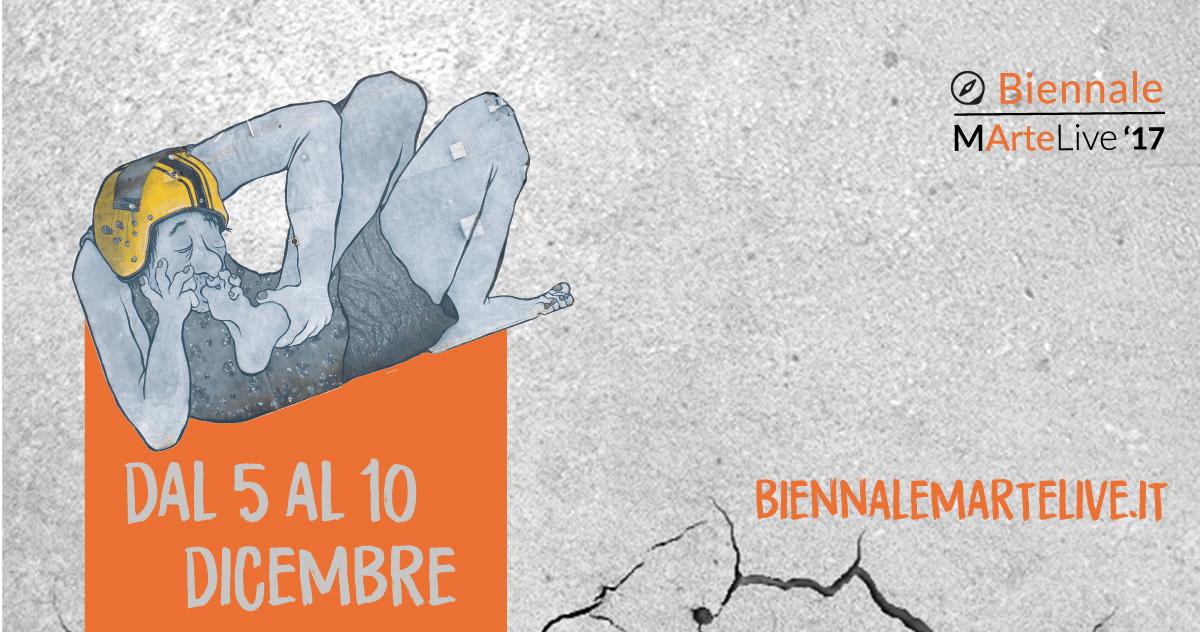 """BiennaleMArteLive 2017 """"Fuori dagli schemi dentro lo spettacolo"""""""