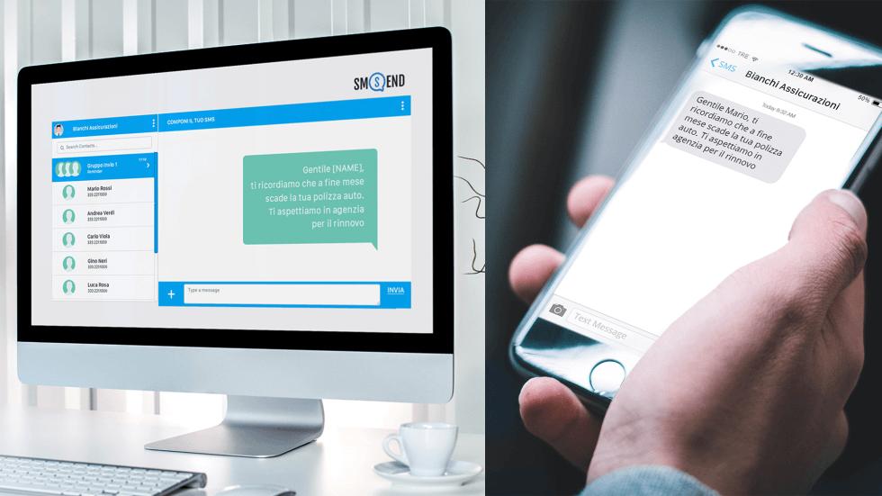Campi dinamici: il modo semplice di personalizzare l'sms