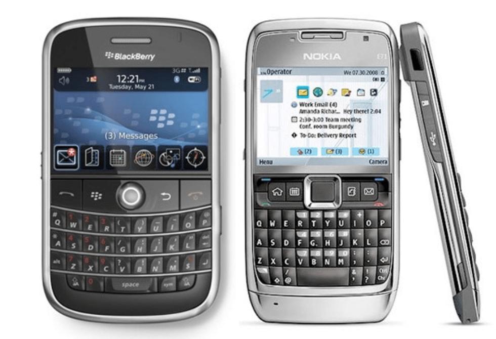 Smartphone, ritorno alle origini