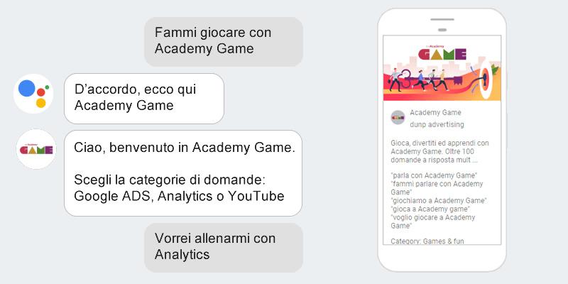 Academy Game