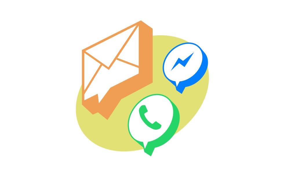 Perché le app di messaggistica istantanea non hanno battuto l'Sms Marketing