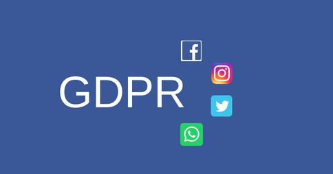 GDPR e social: cosa dobbiamo sapere e la guida per scaricare le nostre informazioni