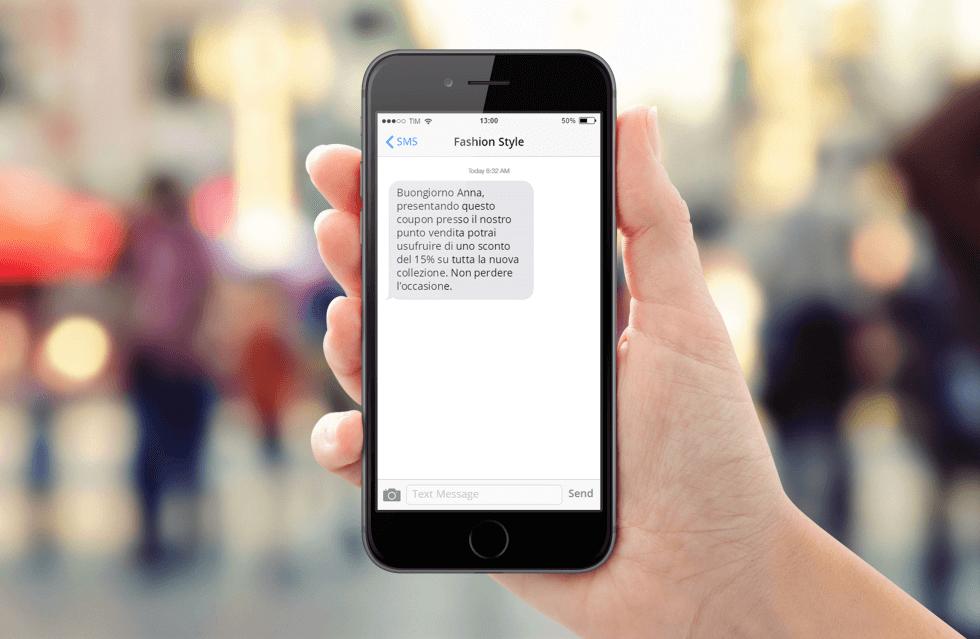 Come inviare sms promozionali